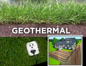 geothermal collage